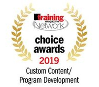 Wilson Learning Wins a Training Magazine Network Choice Award