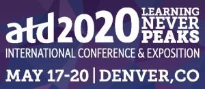ATD 2020 International Conference and Exposition