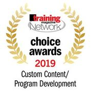 Training Magazine Network 2019 Choice Awards