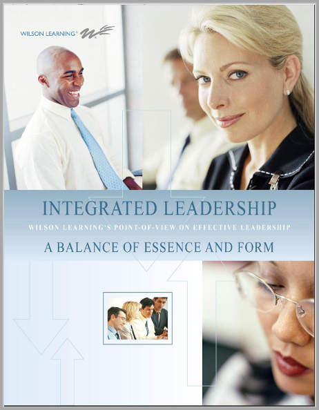 A Leadership Development Approach: Integrating Essence and Form