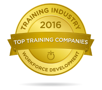2016 TrainingIndustry Award