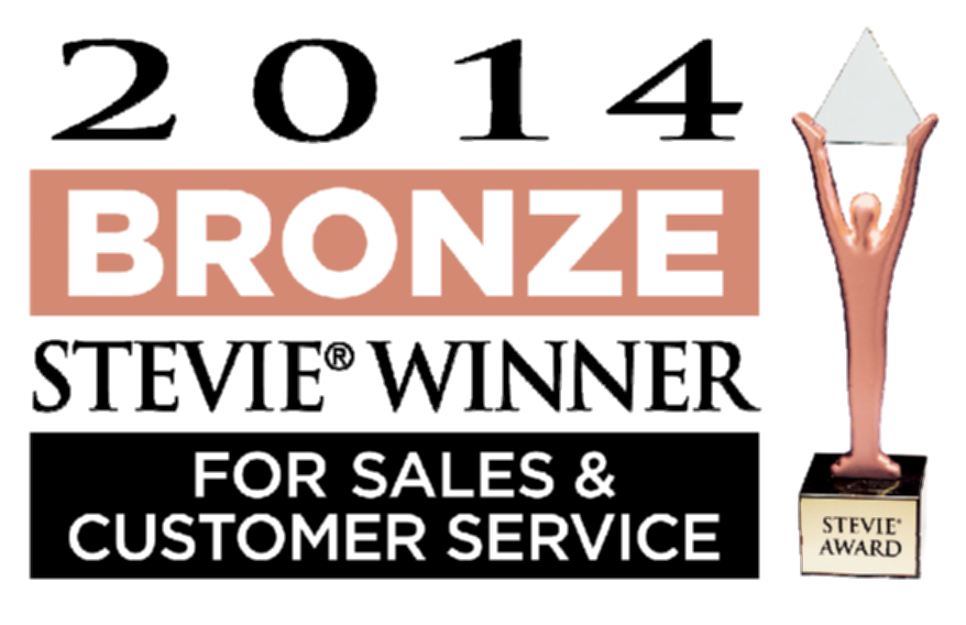 Stevie Award de Bronze