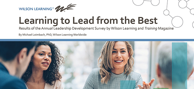 Learn Key Findings from the Annual Leadership Survey with <i>Training</i> Magazine