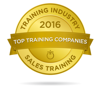 2015 TrainingIndustry Award