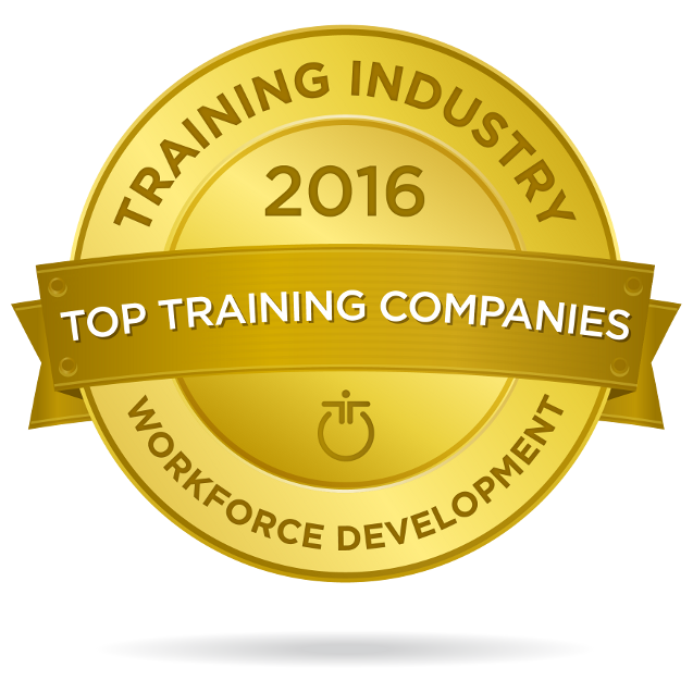 TrainingIndustry Award