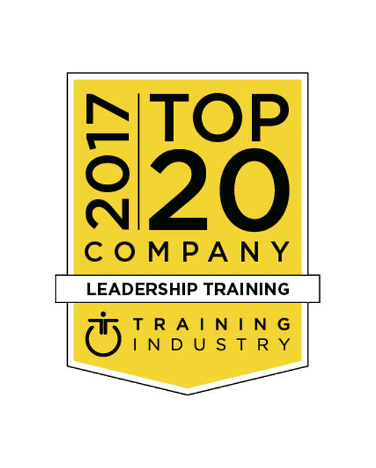 TrainingIndustry Top 20 Leadership Training Companies
