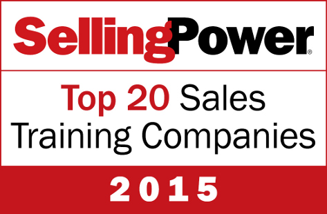 SellingPower Top 20 Sales Training Companies