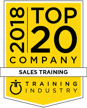 TrainingIndustry Top 20 Sales Training Companies