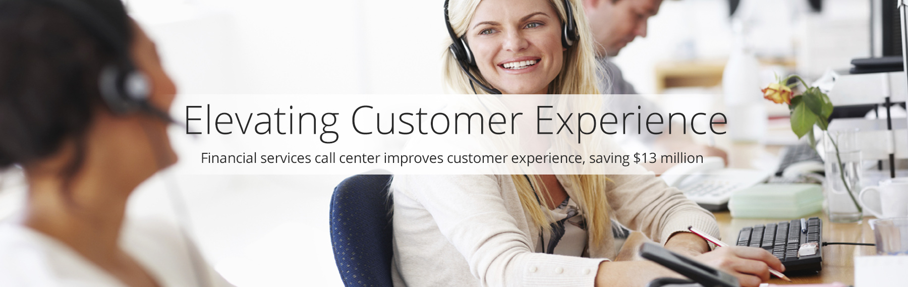 Elevating Customer Experience