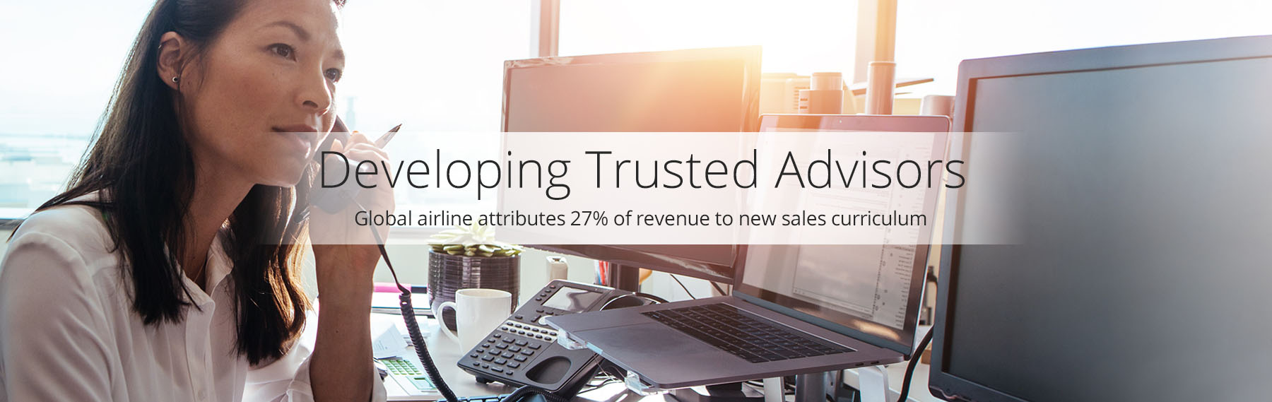 Developing Trusted Advisors