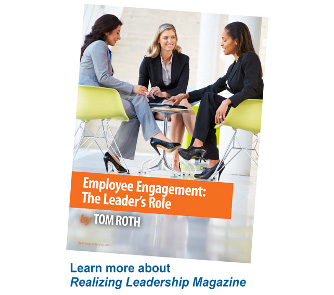 Employee Engagement: The Leader's Role
