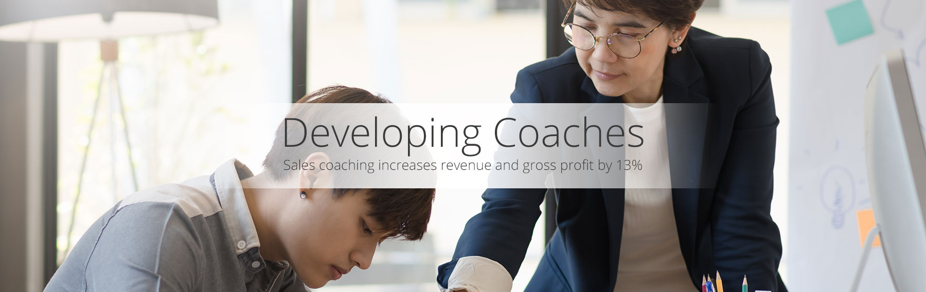 Case Study Sales Coaching