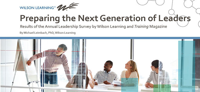Learn Key Findings from the Annual Leadership Survey with <i>Training</i> Magazine (e-book)