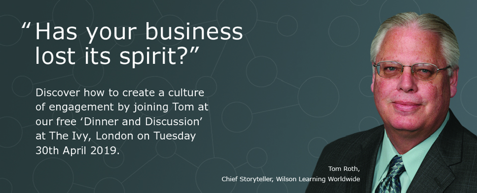 Has your business lost its spirit?