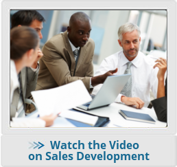Watch the Video on Sales Development