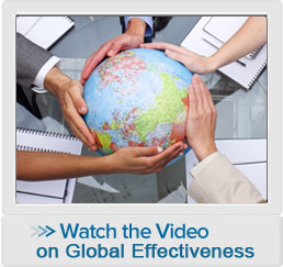 Watch the Video on Global Effectiveness